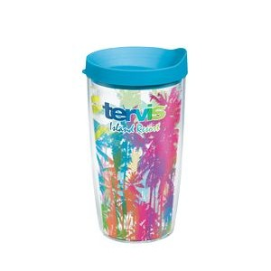 16 Oz. Classic Tervis Tumbler Cup w/Lid